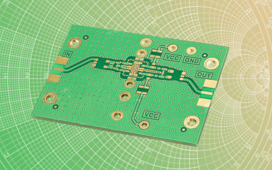 Linepro PCB material for aerospace application