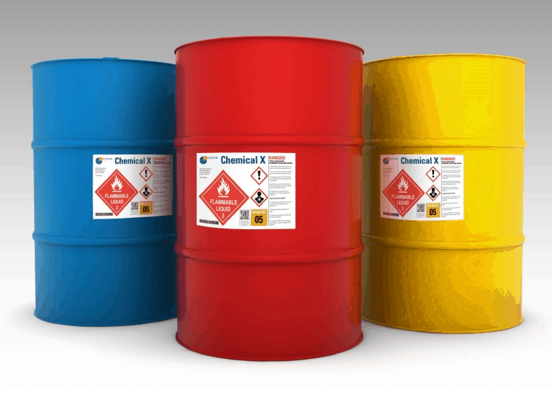 Industrial Labels are distinct in a way and designed in accordance to application