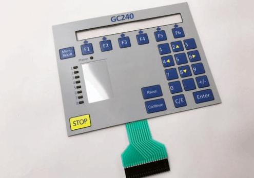 Linepro Controls - Membrane Keypad